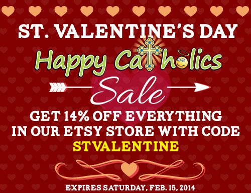 St. Valentine's Day Sale