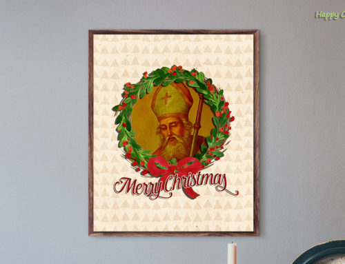 Saint Nicholas: Merry Christmas