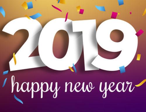 2019: A New Beginning